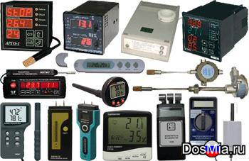 Приборы для измерения и контроля
