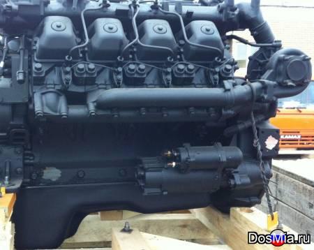 Двигатель Камаз 740 после капитального ремонта с гарантией
