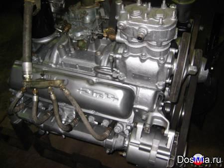 Двигатель ЗИЛ 130 после капитального ремонта, заводской, все новое.