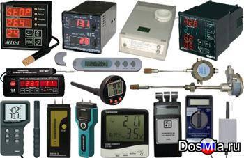 Продаём приборы для измерения и контроля