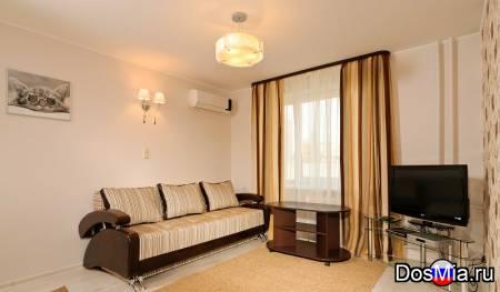 Квартира 4-х комнатная на час, на ночь, на сутки на ул. Аксакова, 43.