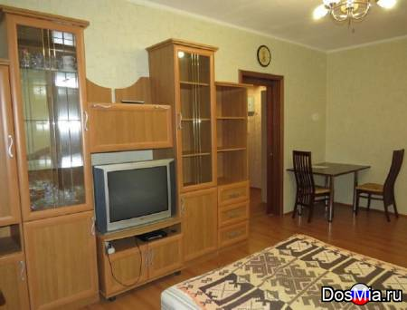 Квартира 1-к на час, на ночь, на сутки на ул. Первомайская, 78.