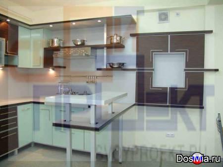 Омпания изготовит по Вашему заказу кухонный гарнитур и кухонную мебель