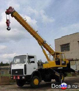 Заказывайте автокраны от 14 до 25 тонн в Ногинске