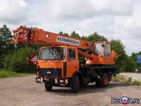 В Озерах предлагаю услуги автокрана 25 тонн
