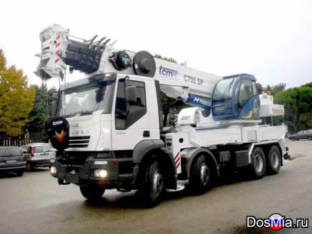 Для вас услуги автокранов и манипуляторов от 16 тонн