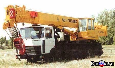 Автокраны в Чехове и Чеховском районе 14-25 тонн