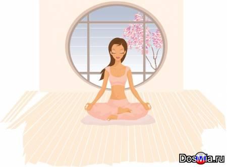 Семинар по женской йоге