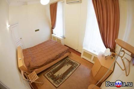 Сдаются посуточно комнаты в центре Санкт-Петербурга на Невском проспекте