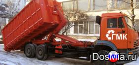 Компания осуществляется вывоз мусора в Санкт-Петербурге