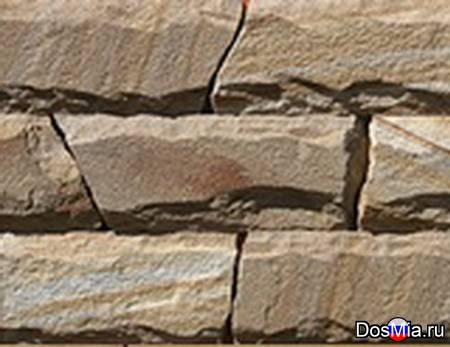 Фасадно-стеновая нарезка со сколом