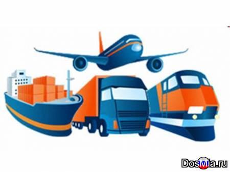 Латвийская транспортная компания выполняет транспортные услуги