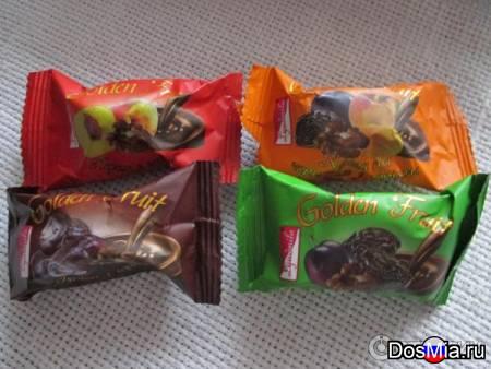 Вкуснейшие конфеты с сухофруктами без консервантов и добавок