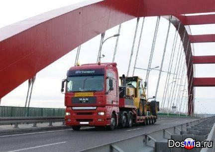 Негабаритные и тяжеловесные перевозки грузов по России