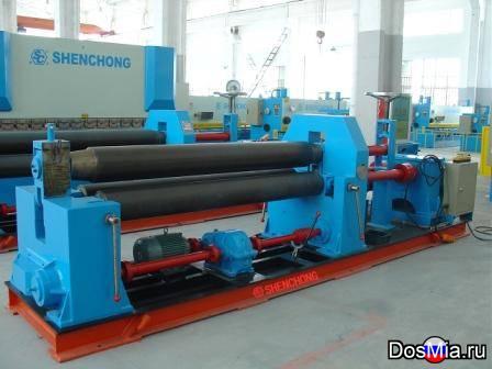 Продам трехвалковые вальцы 12x2000 из Китая