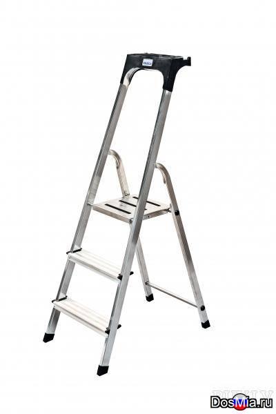 Лестницы и стремянки строительные и бытовые произведённые в Германии