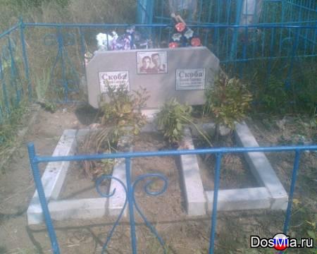 Памятники и ограды в городе Бахчисарай