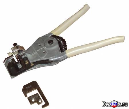 Механизм для снятия изоляции МСИ-901, обжатия проводов ИРОК-2М, клещи КР.