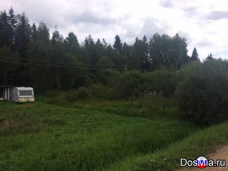 Продам земельный участок 9 соток в живописном месте Рузского района