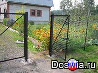 Металлические садовые калитки от производителя
