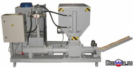 Пресс брикетировочный модернизированный ПГБ-100