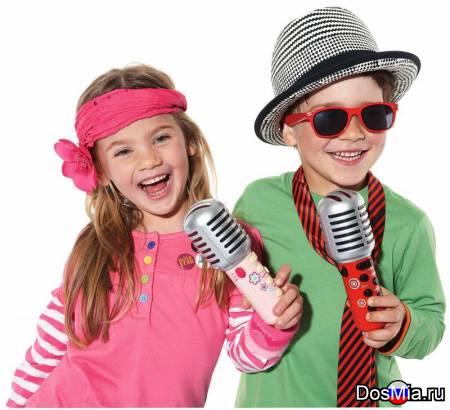 Эстрадный вокал для детей