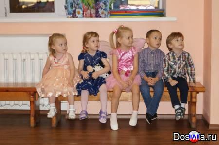 Занятия для детей от 1 года до 3 лет