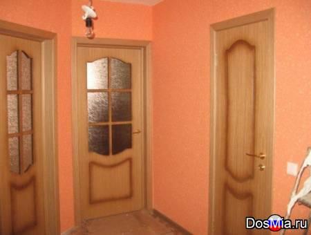 Установка дверей входных и межкомнатных.
