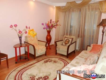 Продается уютная 2-х комнатная квартира 50 м2 по ул. Калараша.