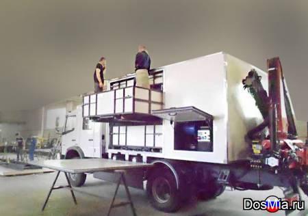 Изотермические фургоны (изготовление и ремонт)