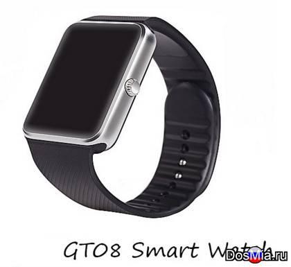 Умные часы GT08, модно, престижно, стильно.