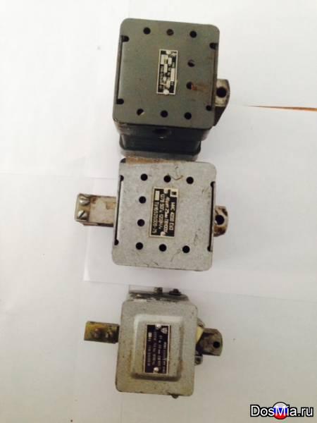 Электромагниты МИС 1100, МИС 2100, МИС 3100, МИС 4100, МИС 5100, МИС 6100.