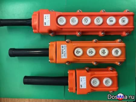 Пульт управления тельферный пкт-61, пкт-62, пкт-63.