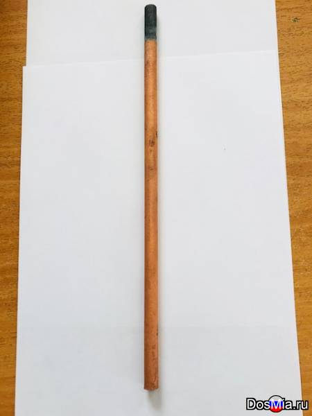 Электрод угольный омедненный ф 10 мм.