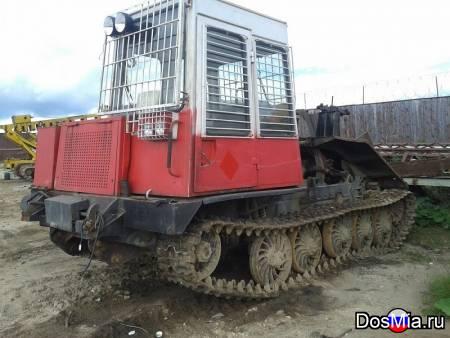 Трелевочный трактор тт-4М, 2008 г. в.