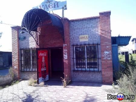 Магазин - павильон, 2003 года ввода в эксплуатацию.