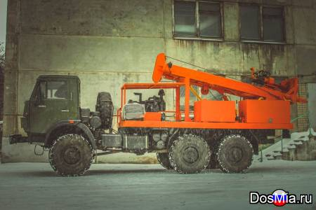 Буровая установка ПБУ-2