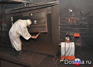 Организация предоставляет свои услуги по порошковой покраски