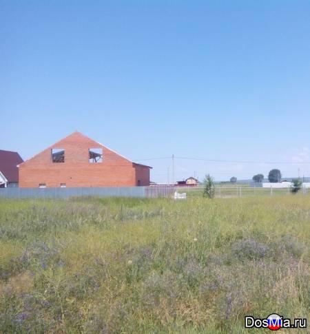 Владелец продаёт два смежных земельных участка по 6 соток каждый