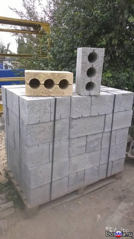 Стеновые блоки Каменнобродские
