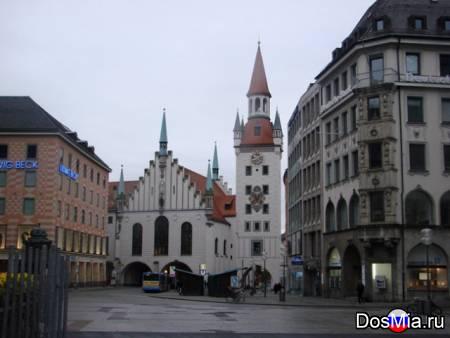 Трансфер по Баварии и Мюнхену