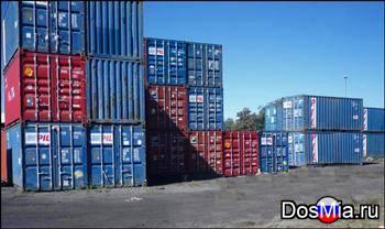 Продам б/у судовой контейнер 40 футов