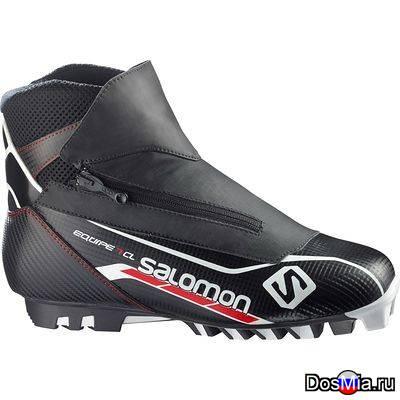Ботинки Equipe 7 Classic SNS Pilot мужские Salomon