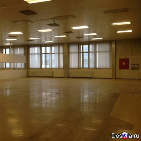 Сдам склад 1500 м2 в Зеленограде
