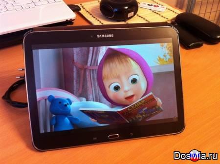 """Надежный планшет Samsung Galaxy Tab 3 с экраном 10,1""""."""