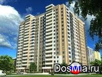"""Продается 1-к квартира 34,57 м2 в ЖК """"Пирогово""""."""