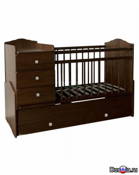 Детские кроватки на любой вкус