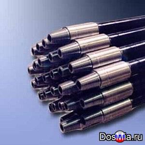 Штанга бурильная СБУ 89x6 от производителя