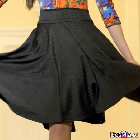 Авторская юбка-клеш «Изабелла»