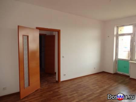 Продаю новую 1-к квартиру 43,3 м2, свидетельство на руках.